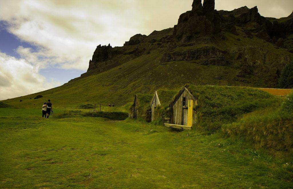Bryllupsreise på Island 2