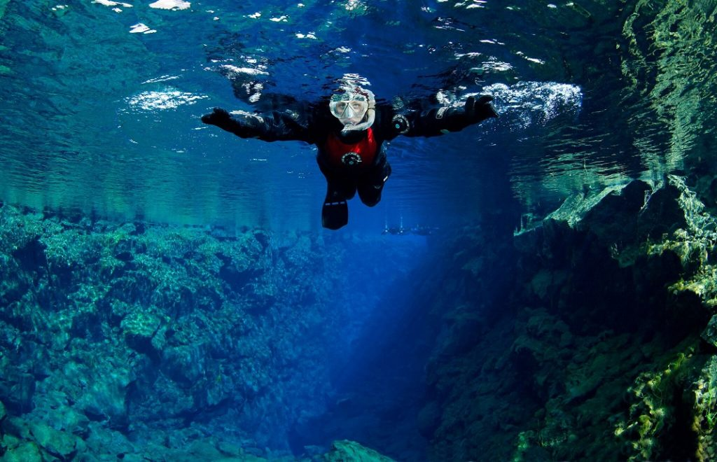 Dykking og snorkling 3