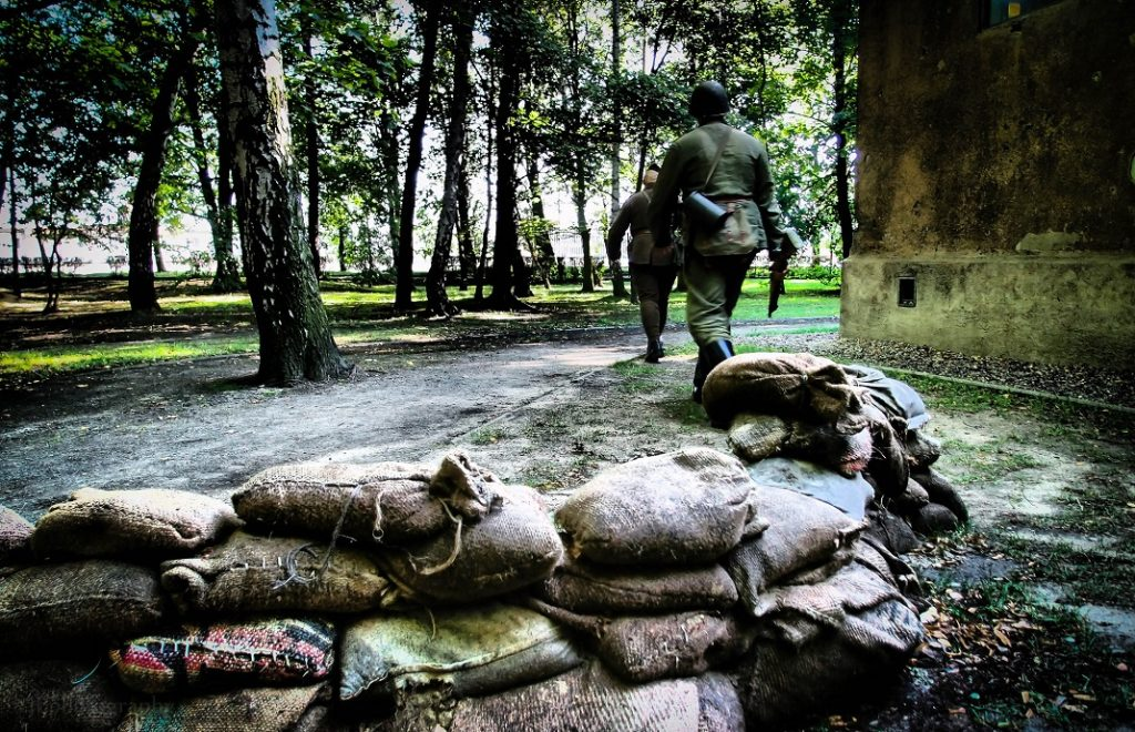 En reise gjennom andre verdenskrig 5