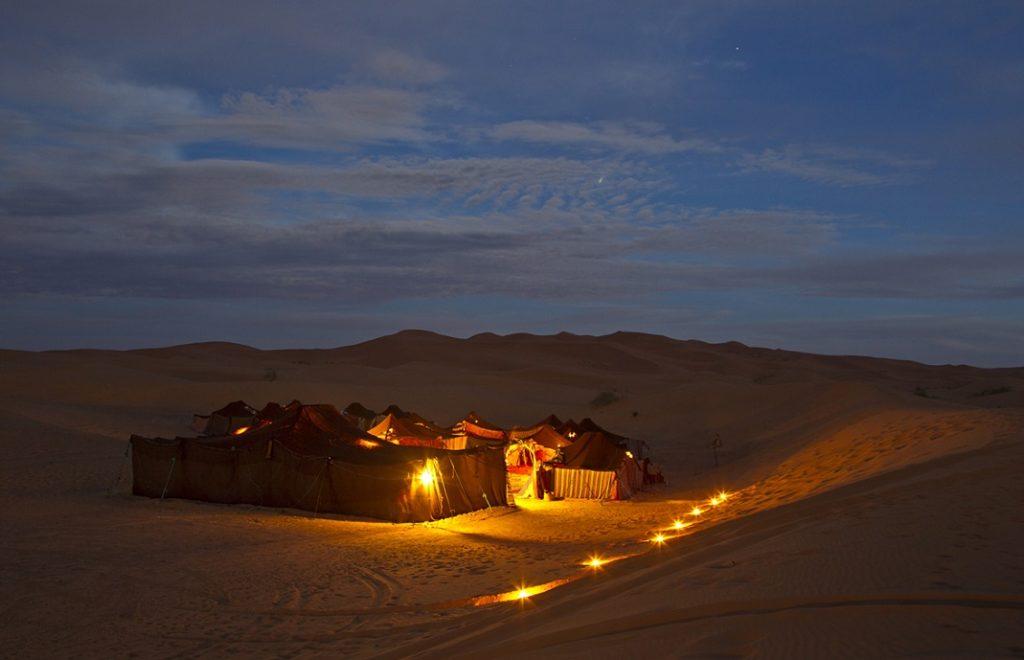 Kamelsafari i Marokko 4