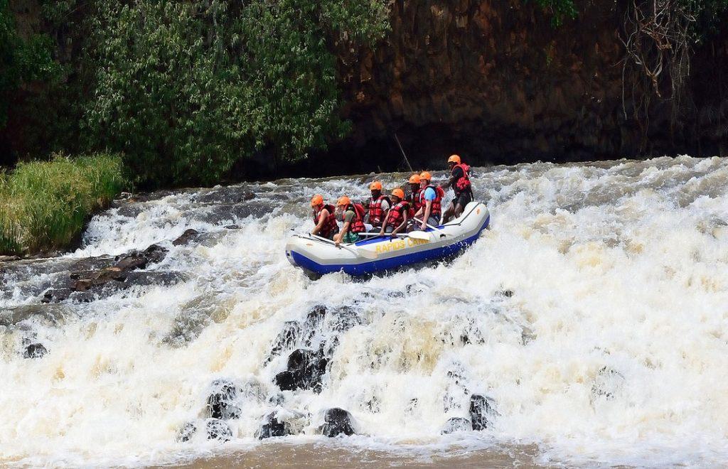 Kenya Rafting