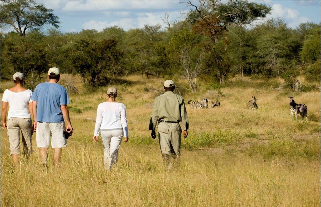 Kenya fotsafari