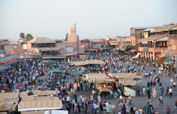 Jentetur til Marokko 1