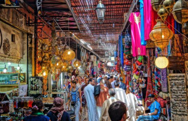 Jentetur til Marokko 2
