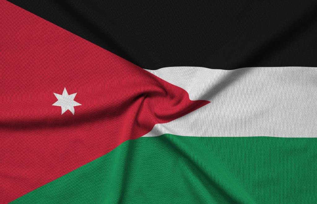 Jordan flagg