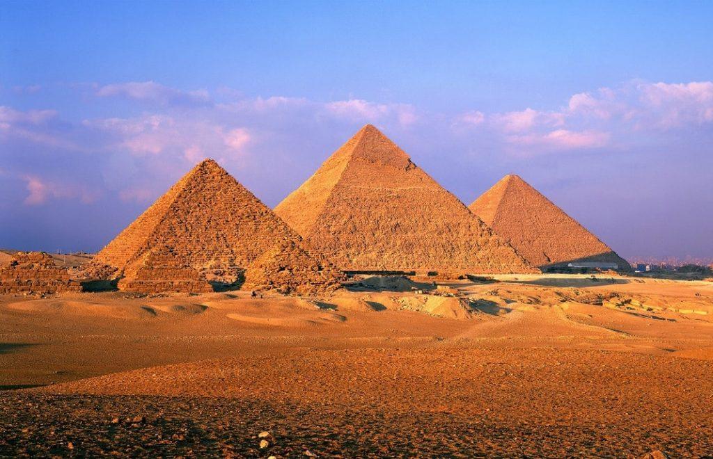 Reiser til Egypt