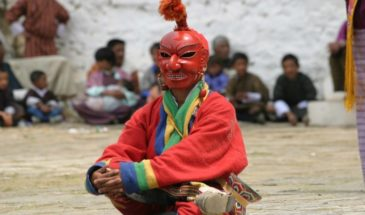 Reiser til Bhutan