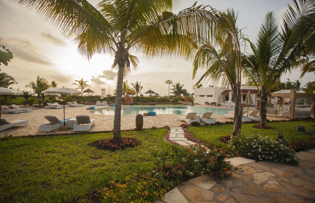 Garden pool 2