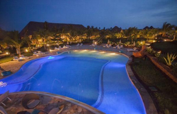 Pool night