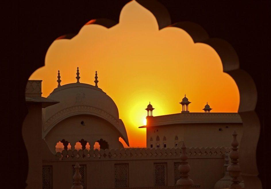 Bryllupsreise i India 1
