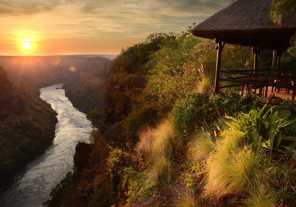 Bryllupsreise i Zimbabwe 1