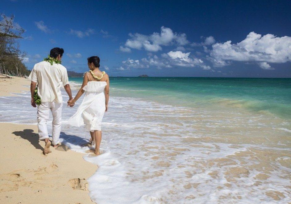 Bryllupsreise på Hawaii 001