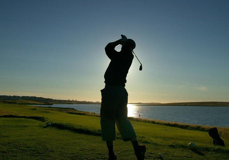 Golf på Island 2
