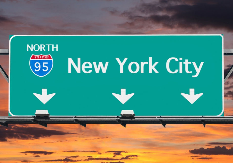 Interstate 95 New York