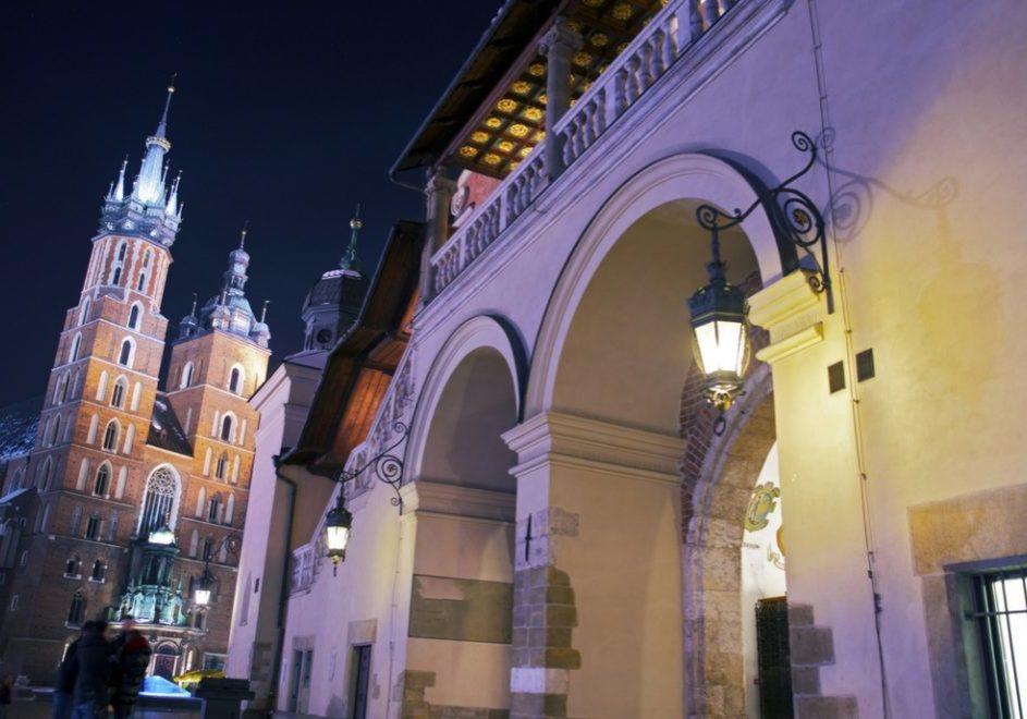 Julemarked i Krakow 1.1