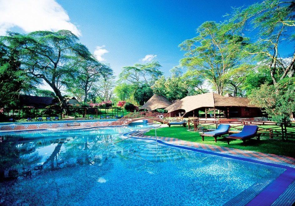 Reiser til Kenya