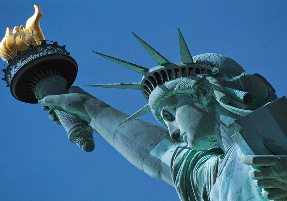 Reiser til USA
